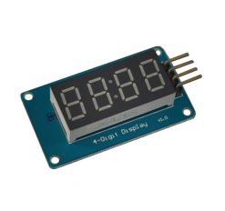 7 segment display 4 digit
