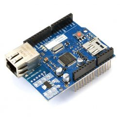 Arduino Ethernet Shield - W5100