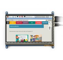 "7"" Raspberry Pi TouchScreen Display"