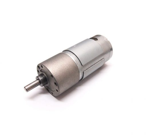 High Torque DC Motor with Gearbox