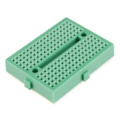 Mini Breadboard 170 Tie-Points Green