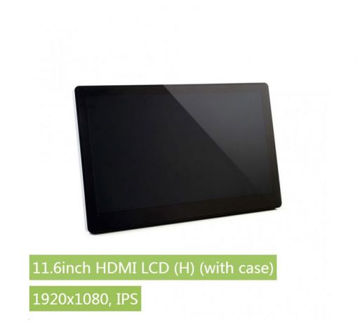 11.6inch HDMI LCD (H) (with case) 1920x1080 IPS