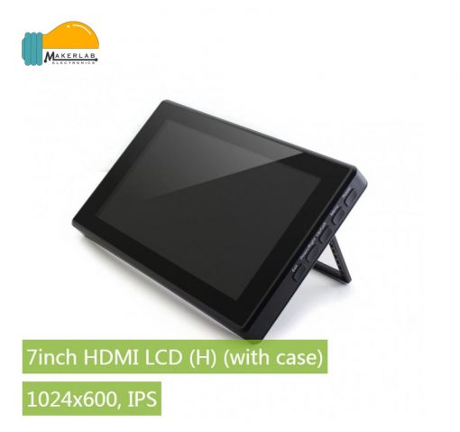 7inch HDMI LCD (H) (with case)