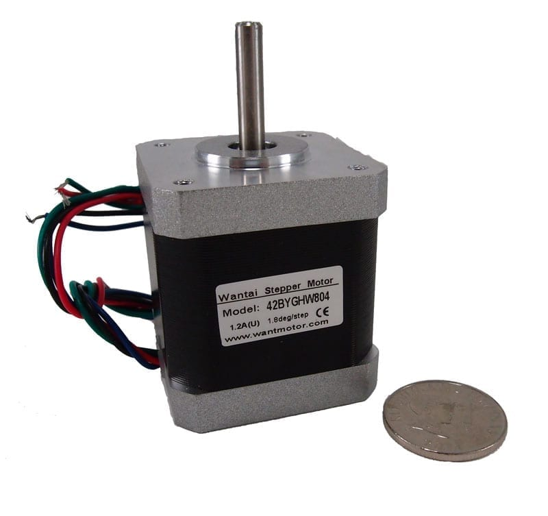 Stepper Motor Nema 17 4500g Cm Philippines Makerlab